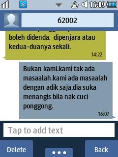 MAISARA:sms
