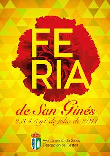 Gines - Feria 2014