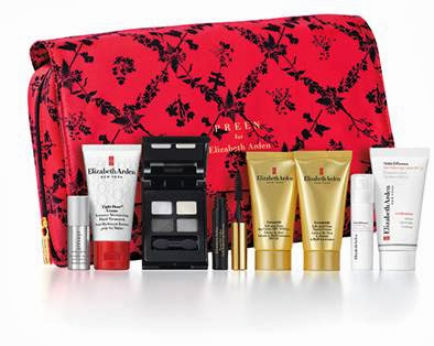 Preen and Elizabeth Arden Gift with Purchase