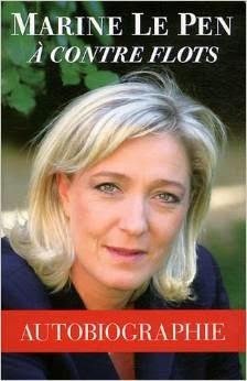 Marine Le Pen à contre flots