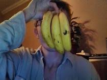 """Zje-banany Majk, czyli ,,JA"""", o którym jest blog ;)"""