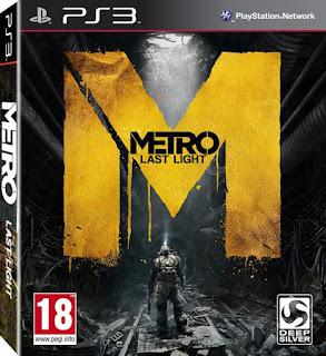 Metro: Last Light [PS3] Download Torrent