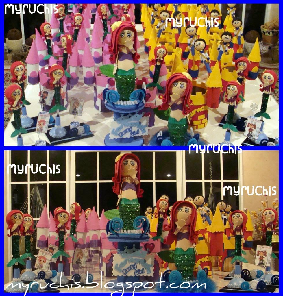 Fiestas Infantiles, Cursos de Maquillaje infantil