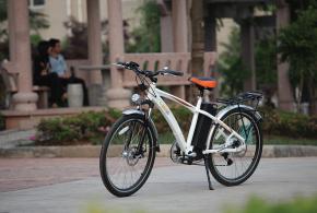 bicicletta elettrica ecologica sun life