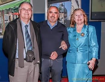 Francisco Burló, Franchi y Consuelo Giner
