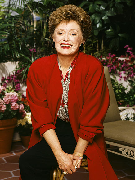 Chatter Busy: Rue McClanahan Quotes