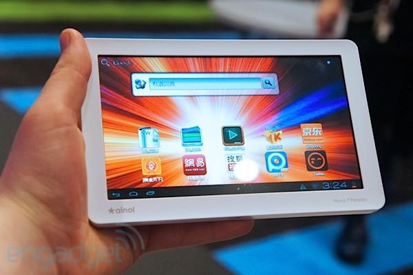 Daftar tablet Android 4.0 ICS Harga Murah