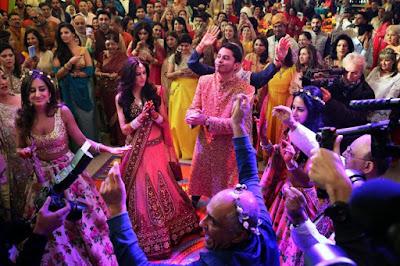 buongiornolink - Firenze - Matrimonio indiano da 20 mln e 500 invitati (video)