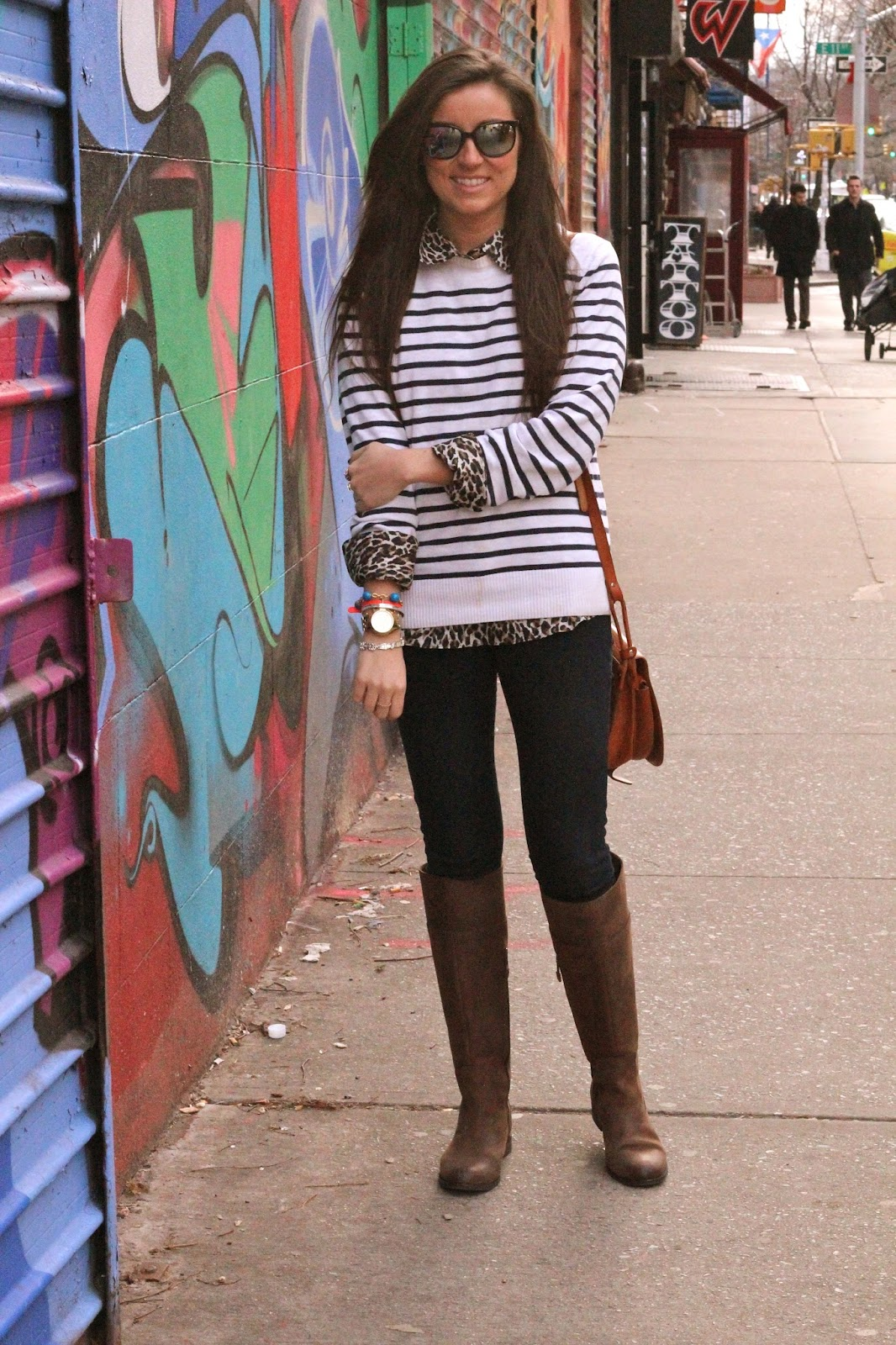 SHUT UP I LOVE THAT {outfit Post} Saturday On Avenue B...