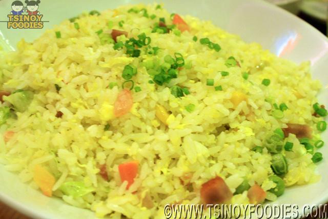 Dragon Chef Fried Rice
