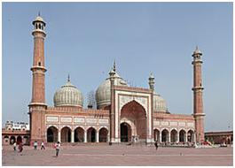 Masjid Jami' Dehli (India)