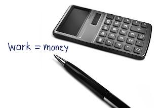 Work Money Calculation