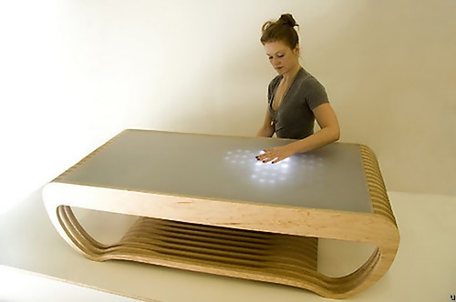 Unusual creative coffee tables sawpedia for Really cool coffee tables