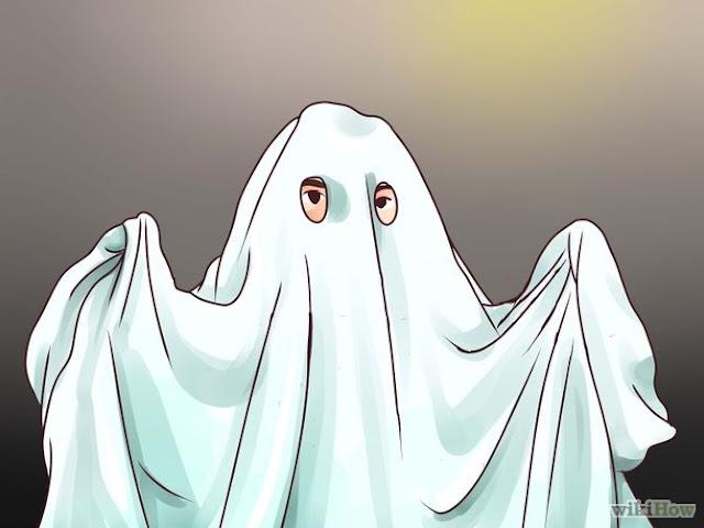 Fantasma de lençol