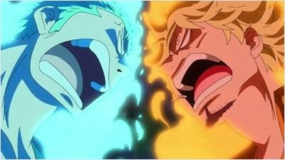 โซโล vs ซันจิ