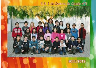 4.º E - 2011/2012