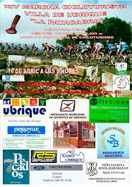 19/04 Ciclodeportiva en Ubrique