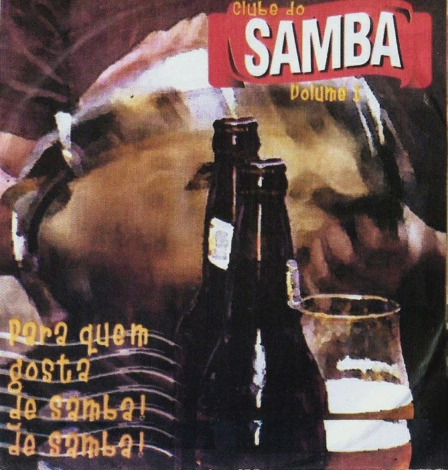 CLUBE DO SAMBA VOLUME 1