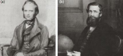 Foto Charles Darwin dan Lamarck