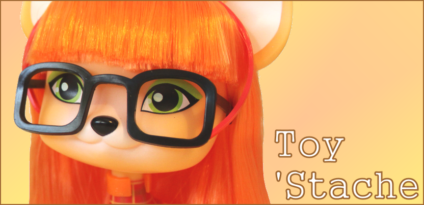 Toy 'Stache