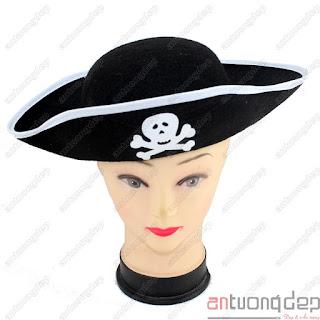 bán thuê nón cướp biển