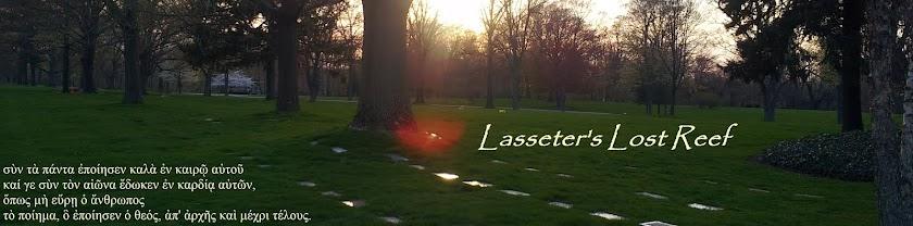 Lasseter's Lost Reef