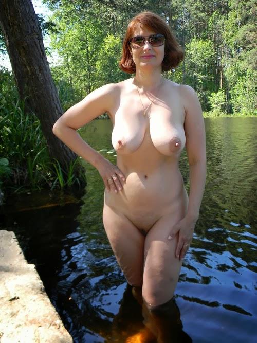 любительские фото зрелых женщин голых