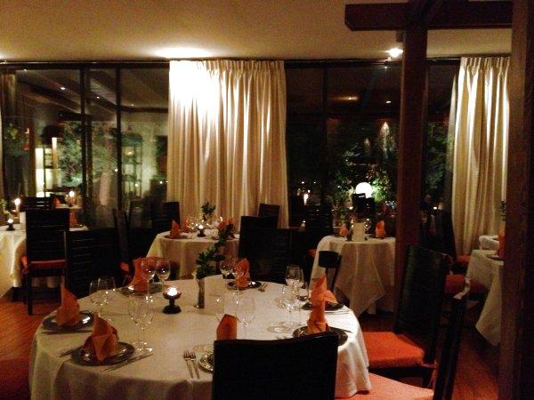 Restaurante Thai Gardens