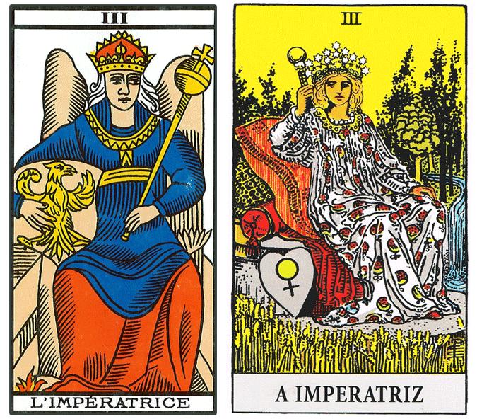 Arcano III, A Imperatriz - Como ler tarot