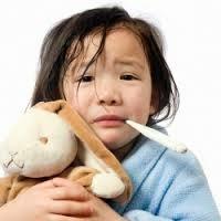 tips kurangkan demam anak