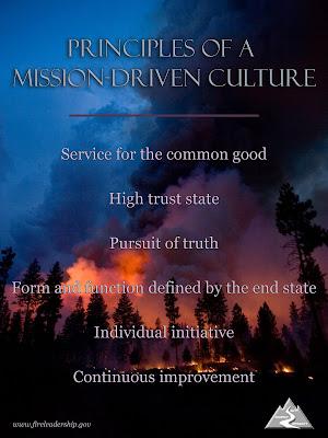 Principles of a Mission-Driven Culture