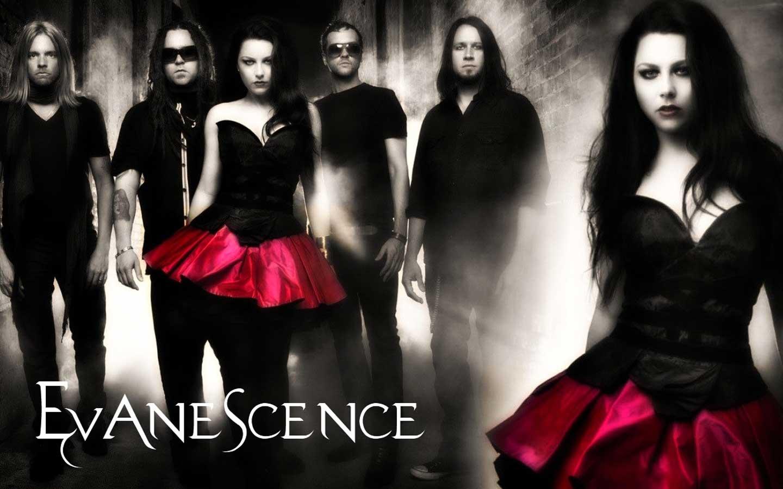 evanescence foto: