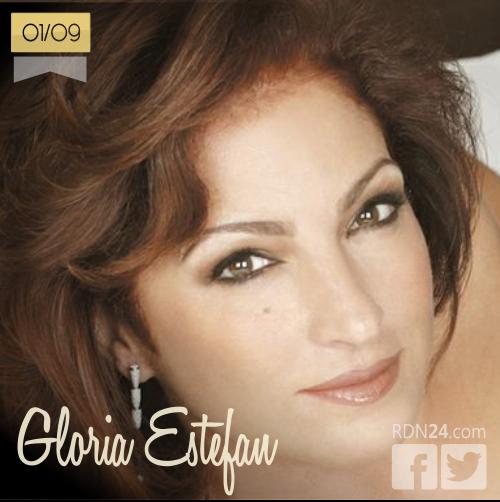 1 de septiembre | Gloria Estefan - @GloriaEstefan | Info + vídeos