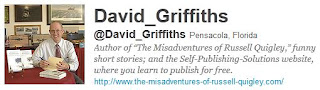 David Griffiths Twitter Profile