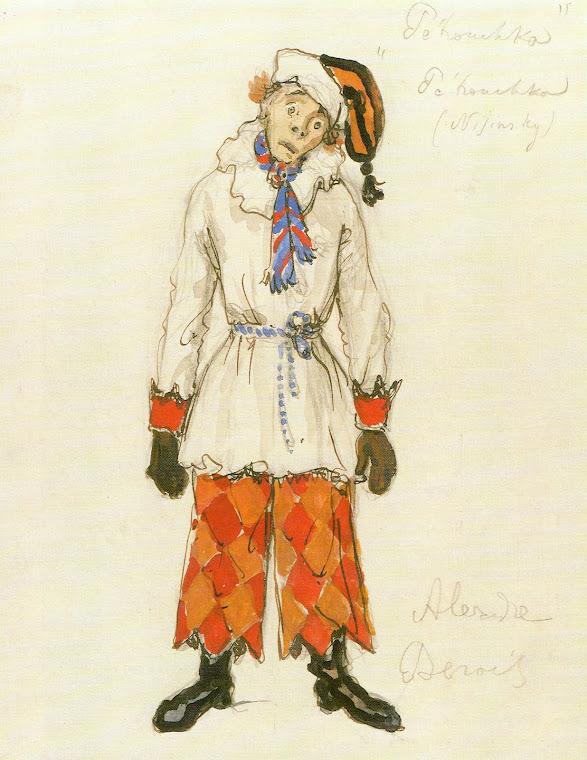 BENOIS,Alexandre (Aleksandr Benua, 1870-1960).