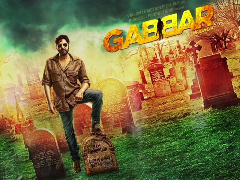 Gabbar is Back (2015) - IMDb