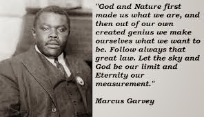 Marcus Mosiah Garvey: The Man, his Movement and his Poetry