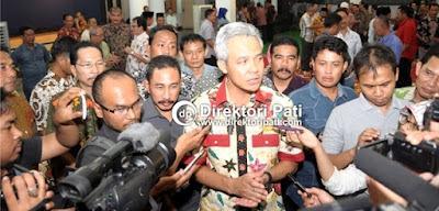 Reshuffle Kabinet, Ganjar Pranowo Jadi Menteri