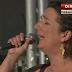 [VÍDEO] Dulce Pontes canta o hino nacional no último adeus a Eusébio