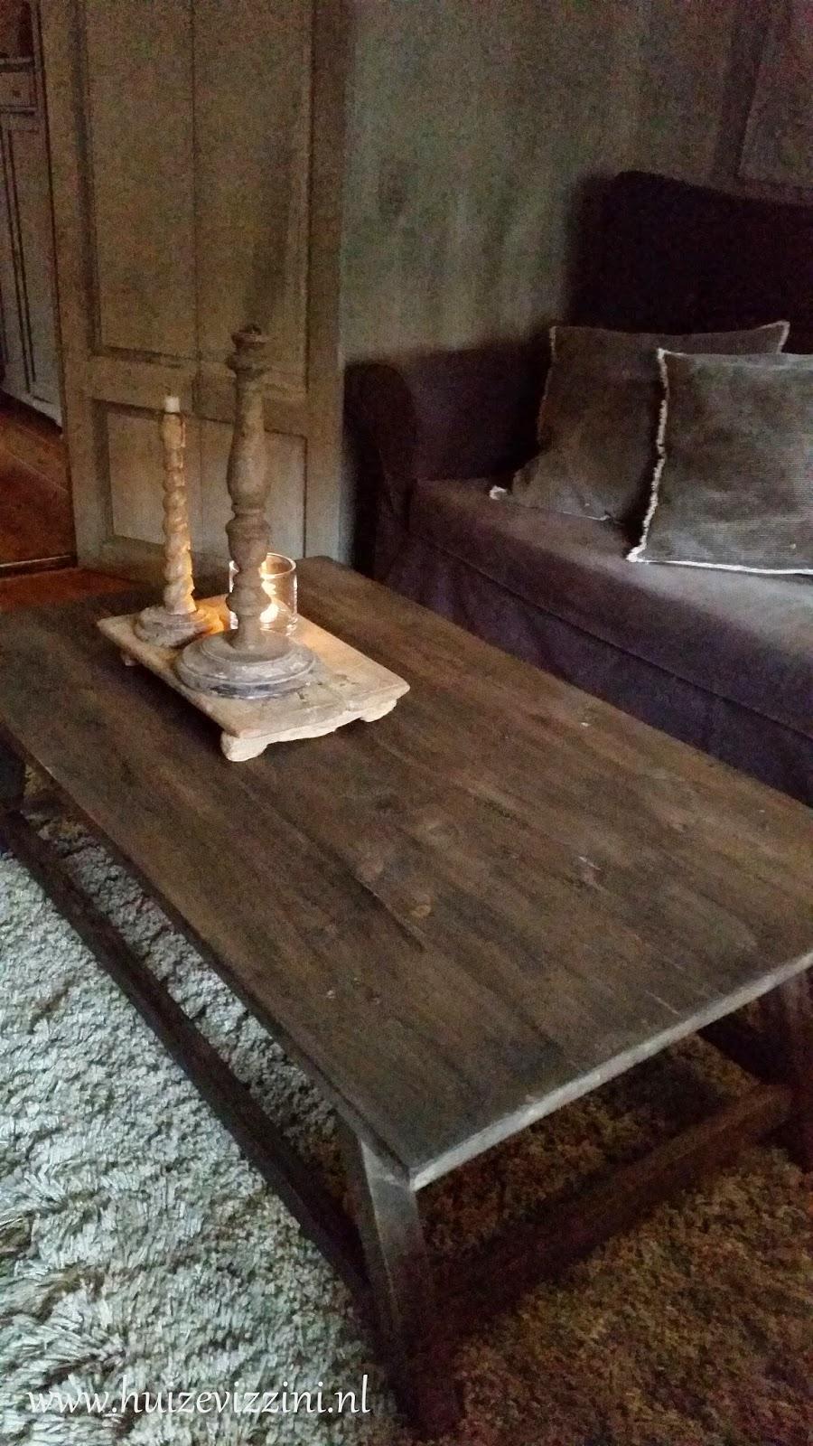 Loogbeits en wasvernis van esatto op vurenhouten tafel - Tafel woonkamer van de wereld ...