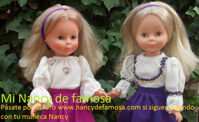 MI NANCY DE FAMOSA