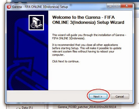 Cara Update Patch Terbaru Fifa Online 3 Indonesia