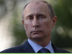 """Vladímir Putin, declaró que """" EE.UU. viene ejerciendo una política exterior agresiva"""
