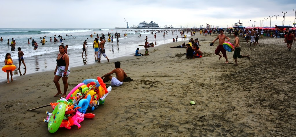 El Murciélago Beach Manta
