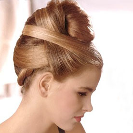 Simple Prom Hairstyles Short Hair