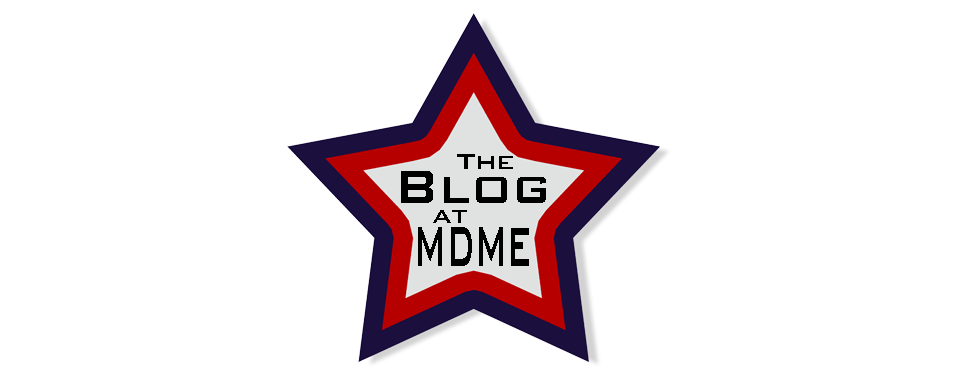 The Blog at MDME