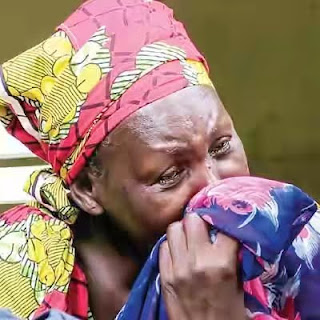 Chibok girls' parents write Buhari, demand info on missing daughters