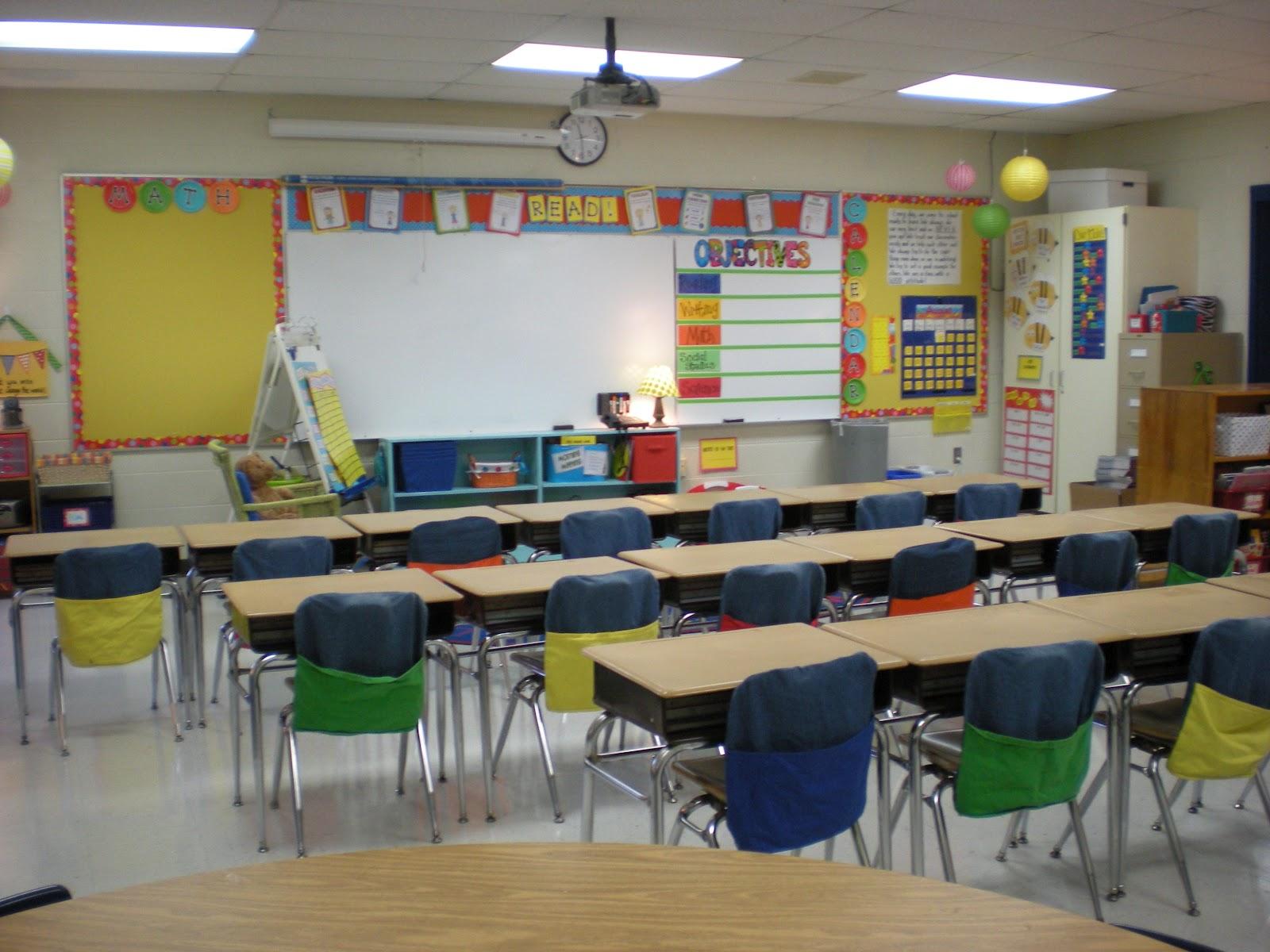 The Good Life My New Classroom