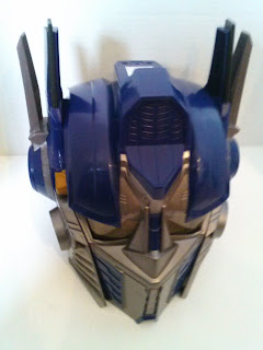 Transformer Autobots leader Optimus Prime voice changer helmet