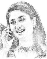 Best Celebrity Pencil Sketch 01